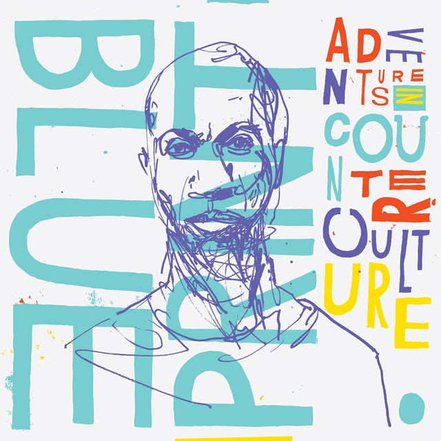 Blueprint ADVENTURES IN COUNTER-CULTURE Vinyl Record