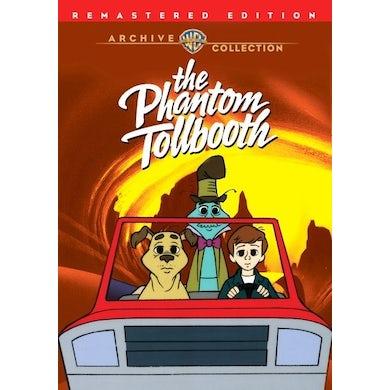 PHANTOM TOLLBOOTH DVD