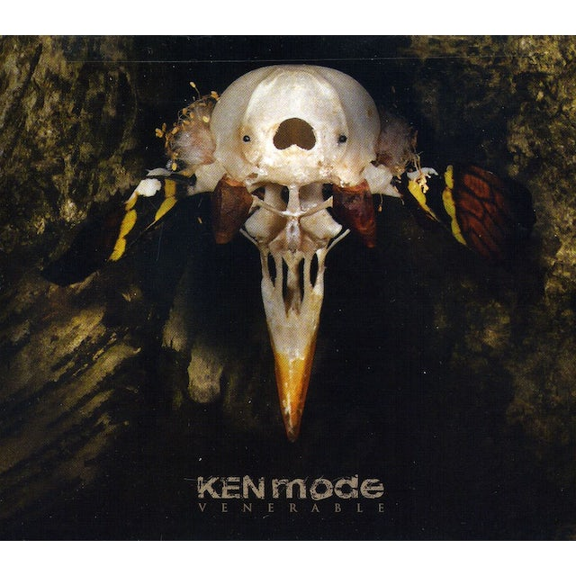 Ken Mode VENERABLE CD