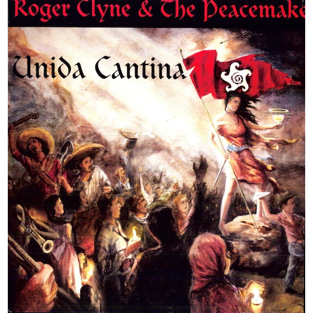 Roger / Peacemakers Clyne UNIDA CANTINA Vinyl Record