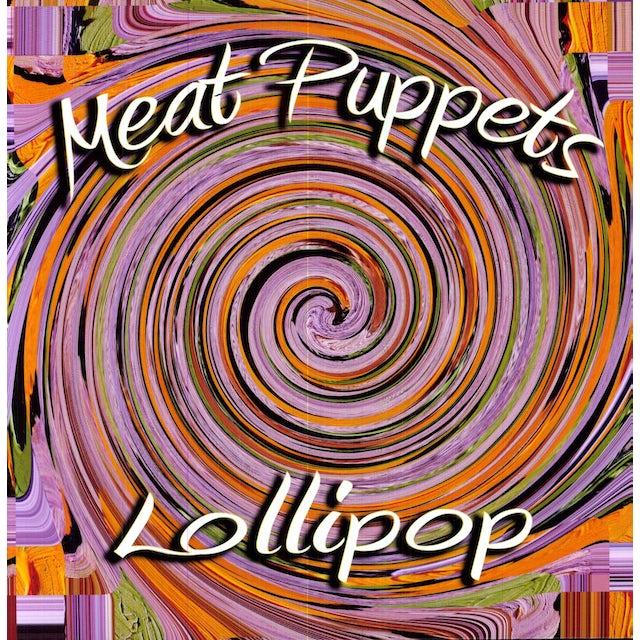 Meat Puppets LOLLIPOP Vinyl Record