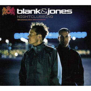 Blank & Jones NIGHTCLUBBING (10TH ANNIVERSARY) CD