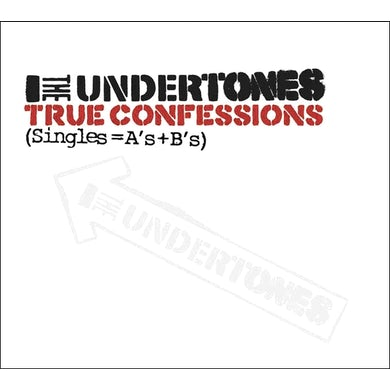 The Undertones TRUE CONFESSIONS: SINGLES AS PLUS BS CD