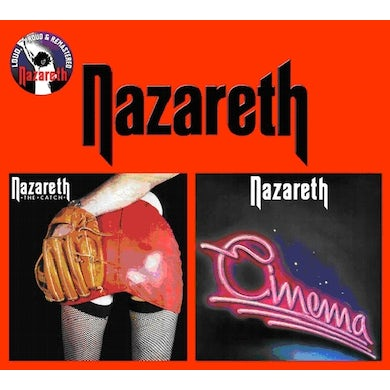 Nazareth CATCH / CINEMA CD