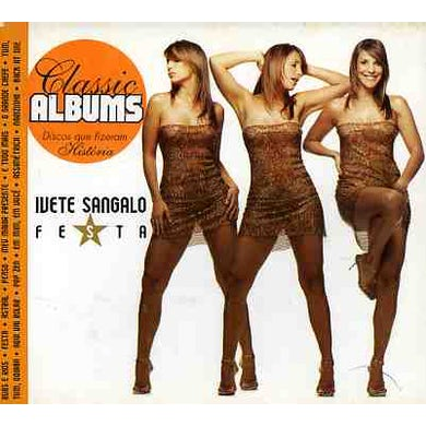 Ivete Sangalo FESTA CD