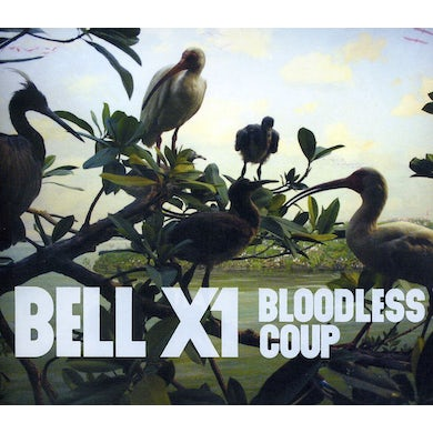 Bell X1 BLOODLESS CUP CD