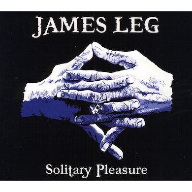 James Leg SOLITARY PLEASURE CD