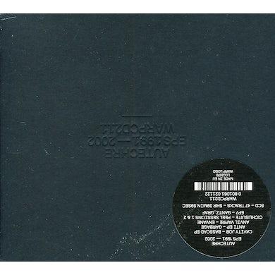Autechre EPS 1991-2002 CD