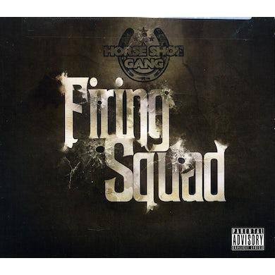 Horseshoe Gang FIRING SQUAD CD
