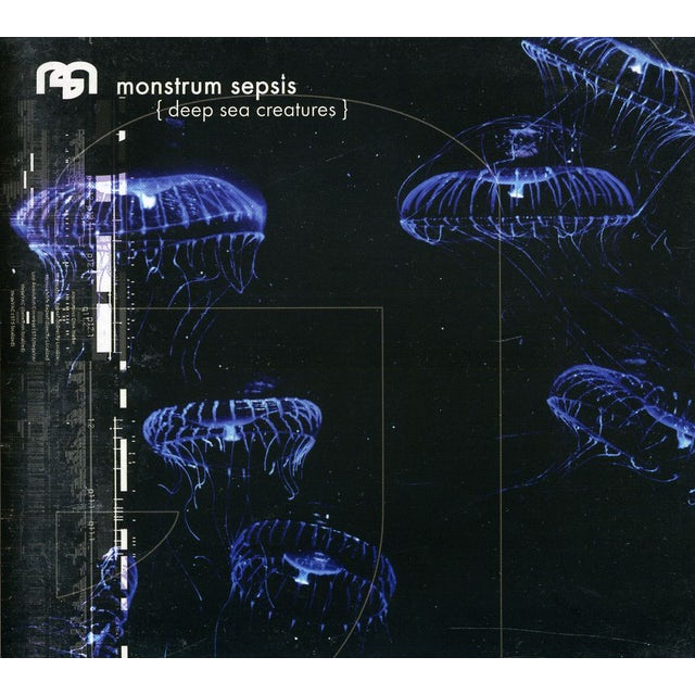 Monstrum Sepsis DEEP SEA CREATURES CD