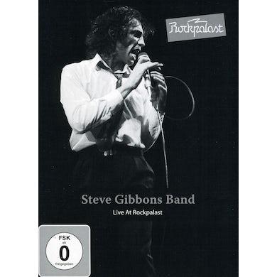 Steve Gibbons LIVE AT ROCKPALAST DVD