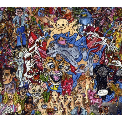 Of Montreal THECONTROLLERSPHERE CD