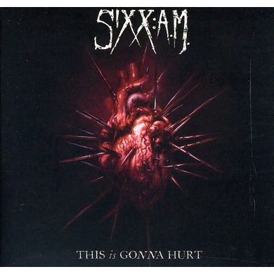 Sixx:A.M. THIS IS GONNA HURT CD