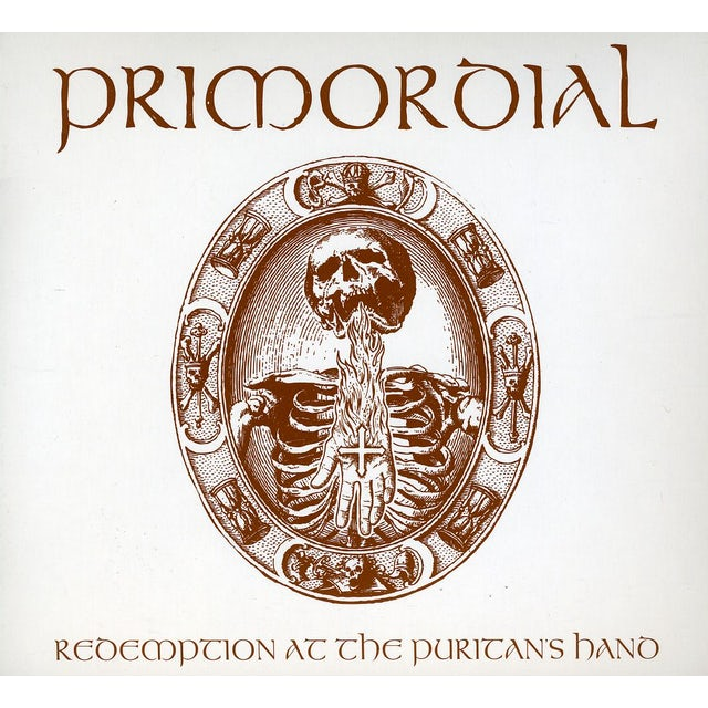 Primordial REDEMPTION AT THE PURITANS HAND CD