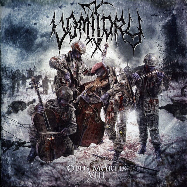 Vomitory OPUS MORTIS VIII CD