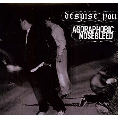 Agoraphobic Nosebleed And On And On... Vinyl Record