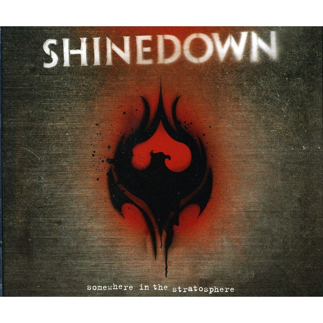 Shinedown SOMEWHERE IN THE STRATOSPHERE CD