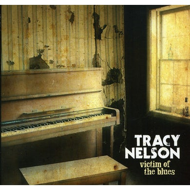 Tracy Nelson VICTIM OF THE BLUES CD