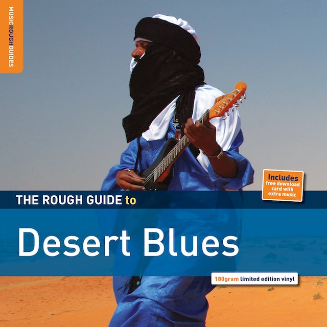 Rough Guide To Desert Blues / Various (Dlcd) (Ltd) ROUGH GUIDE TO DESERT BLUES / VARIOUS Vinyl Record