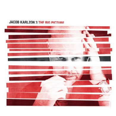 Jacob Karlzon BIG PICTURE CD