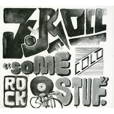 J-Rocc SOME COLD ROCK STUFF CD