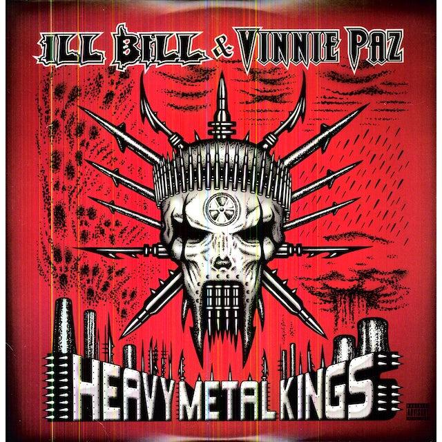 Vinnie Ill Bill / Paz HEAVY METAL KINGS Vinyl Record