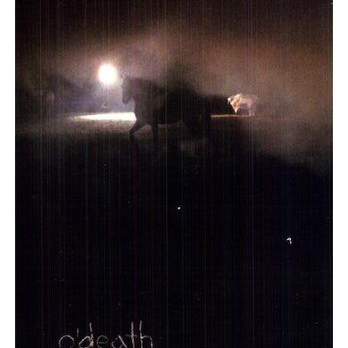 O'Death OUTSIDE Vinyl Record