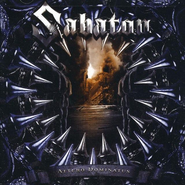 Sabaton ATTERO DOMINATUS (RE-ARMED) CD