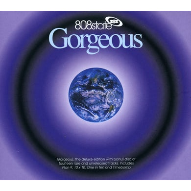 808 State GORGEOUS CD