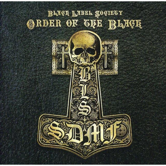 Black Label Society ORDER OF THE BLACK (JEWE CD