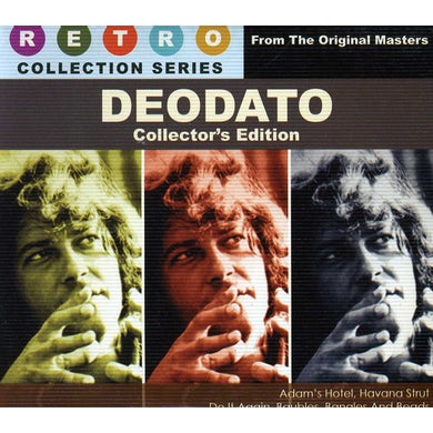Deodato COLLECTORS EDITION CD