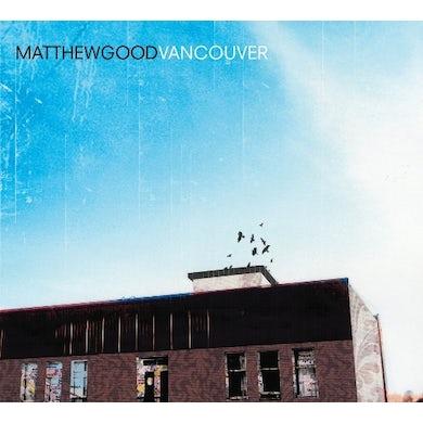 Matthew Good VANCOUVER CD
