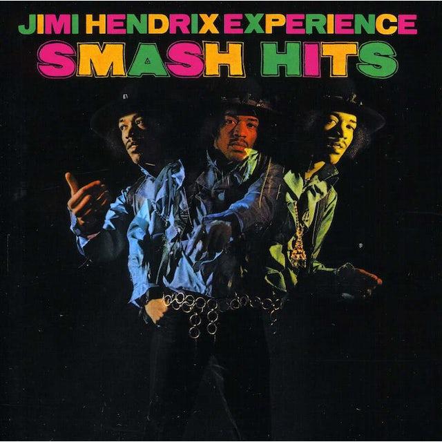 Jimi Hendrix SMASH HITS (INTL VERSION CD