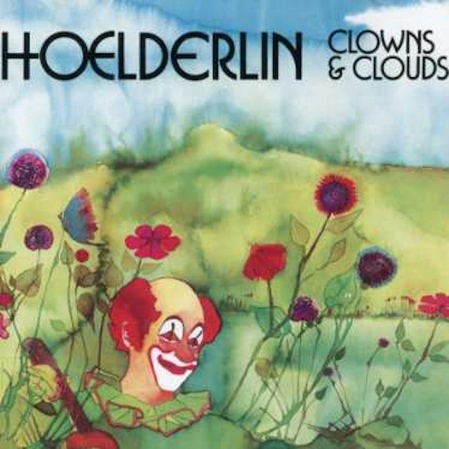 Hoelderlin CLOUDS & CLOWNS CD