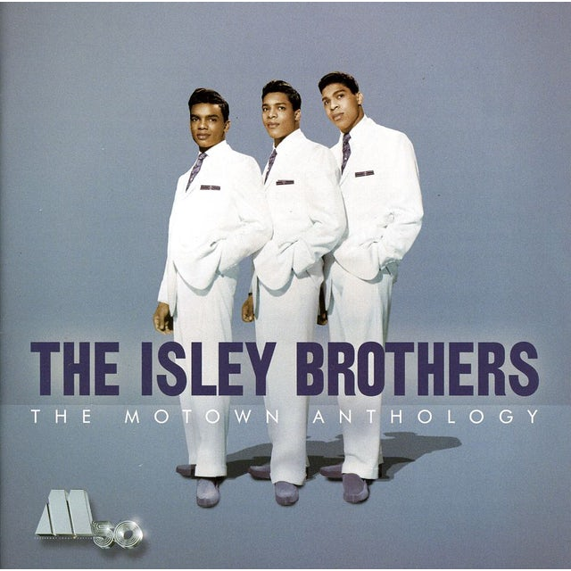 The Isley Brothers MOTOWN ANTHOLOGY CD