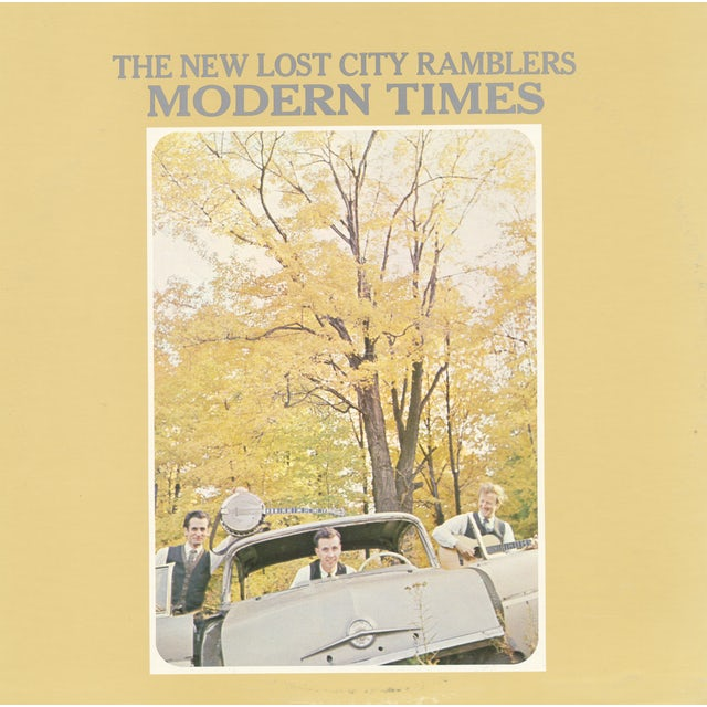 New Lost City Ramblers MODERN TIMES CD