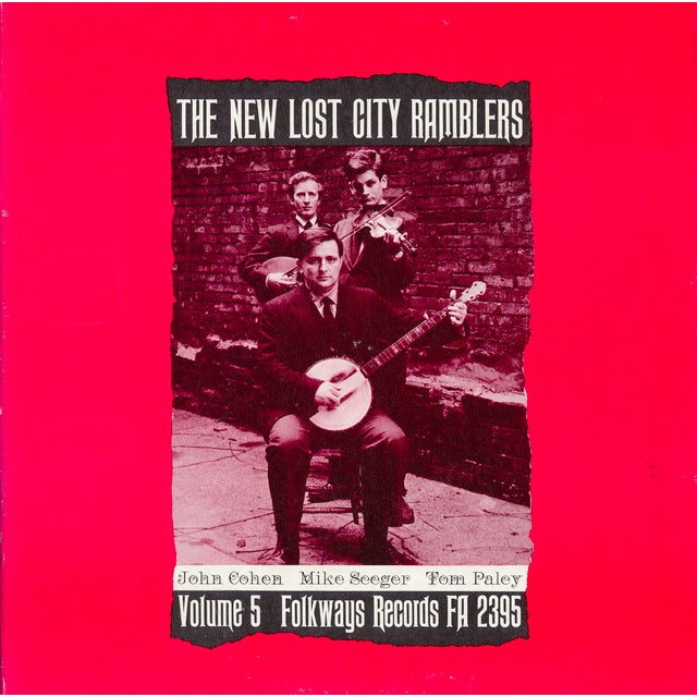 New Lost City Ramblers VOLUM CD