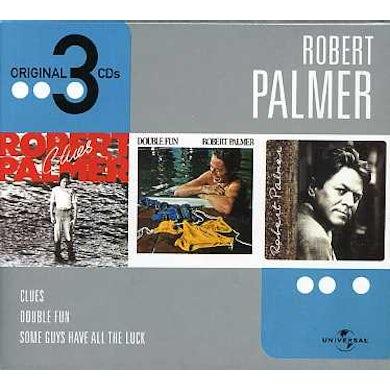 Robert Palmer CLUES / DOUBLE FUN / SOM CD