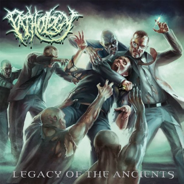 Pathology LEGACY OF THE ANCIENTS Vinyl Record