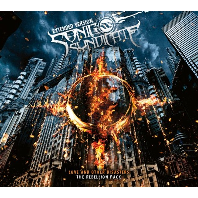 SONIC SYNDICATE LOVE & THE REBELLION PAC CD