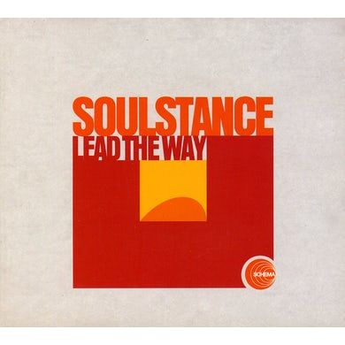 Soulstance LEAD THE WAY CD