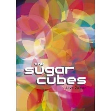 Sugarcubes LIVE ZABOR DVD