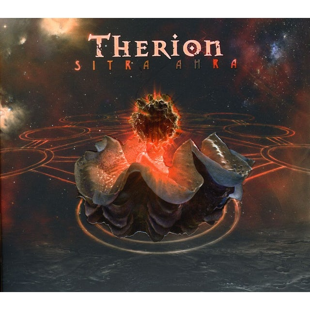 Therion SITRA AHRA CD