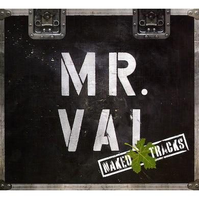Steve Vai NAKED TRACKS (5CD) CD
