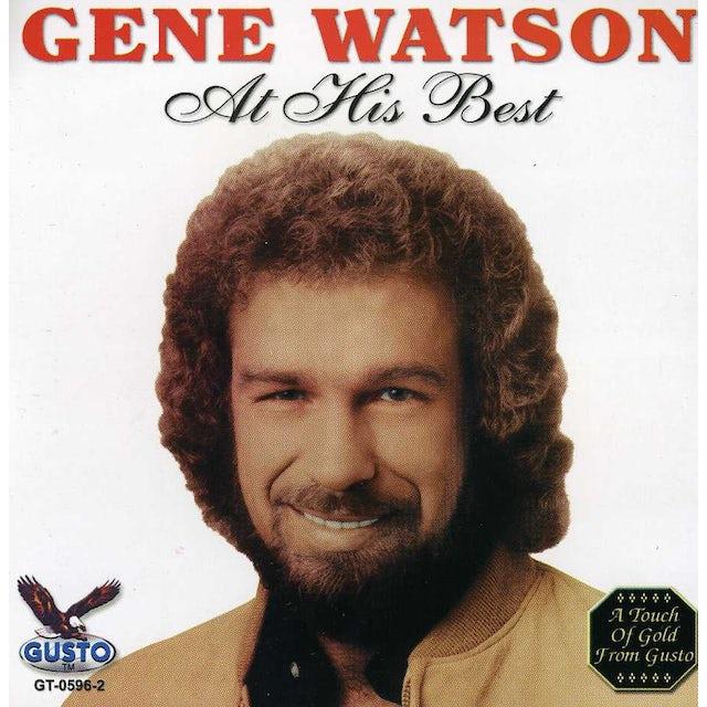 Gene Watson AT HIS BEST CD