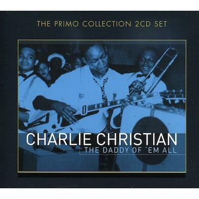 Charlie Christian DADDY OF EM ALL CD