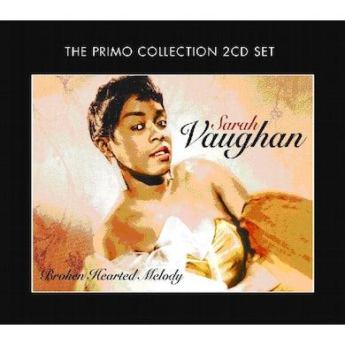 Sarah Vaughan BROKEN HEARTED MELODY CD