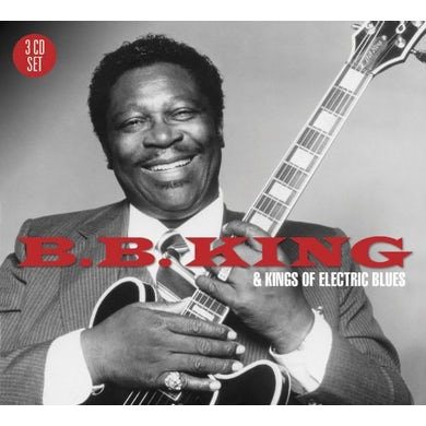 B.B. King BB KING & THE KINGS OF ELECTRIC BLUES CD