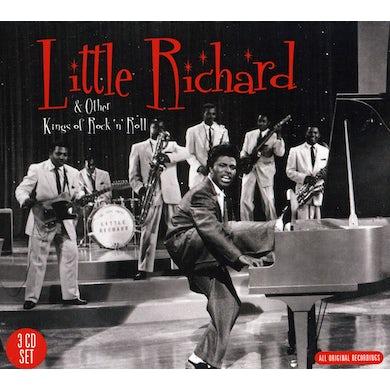 LITTLE RICHARD & ROCK N ROLL GIANTS CD