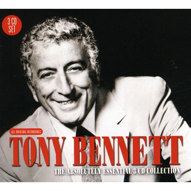 Tony Bennett ABSOLUTELY ESSENTIAL CD